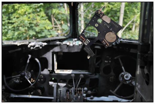 Cockpit relics