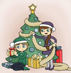Christmas 2013 by Chpiku