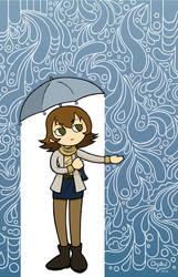 Jour de pluie by Chpiku