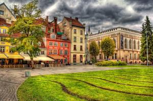 Riga by denjazzer