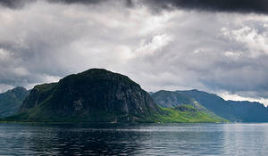 Fjords II by denjazzer
