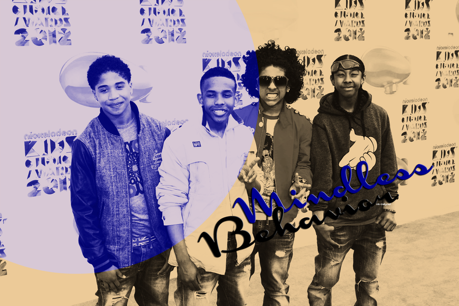 Mindless Behavior Wallpaper 001 By MB Daily