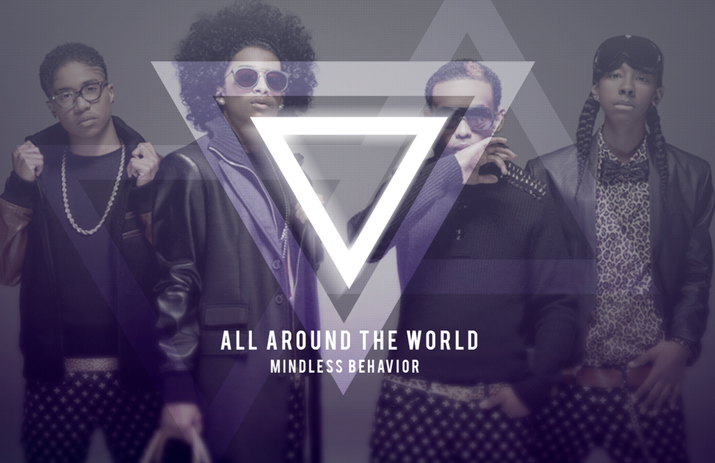 Mindless Behavior Wallpaper 002 By MB Daily