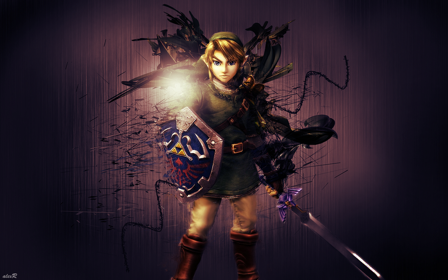 Legend Of Zelda Wallpaper By Alex8546