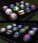 Choose your pokeball -views pre render-