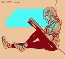 Daily sketch - Day 34 by Keynok