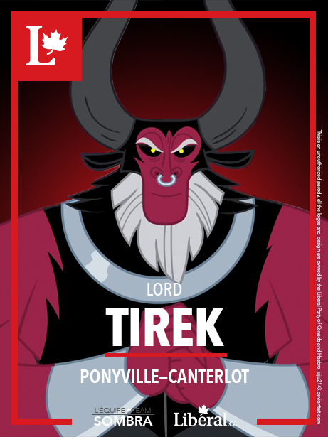Vote Tirek Canada 2015 by juju2143