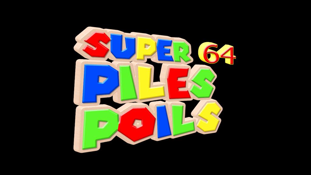 Super Piles Poils 64 by juju2143