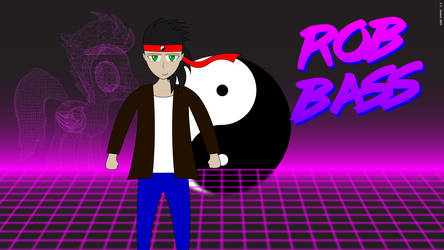 Rob Bass by juju2143