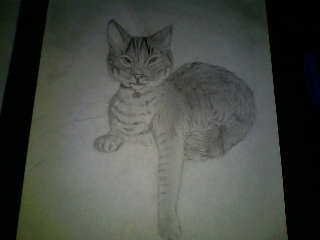 DrawingOfSymon by MagarahTezerra