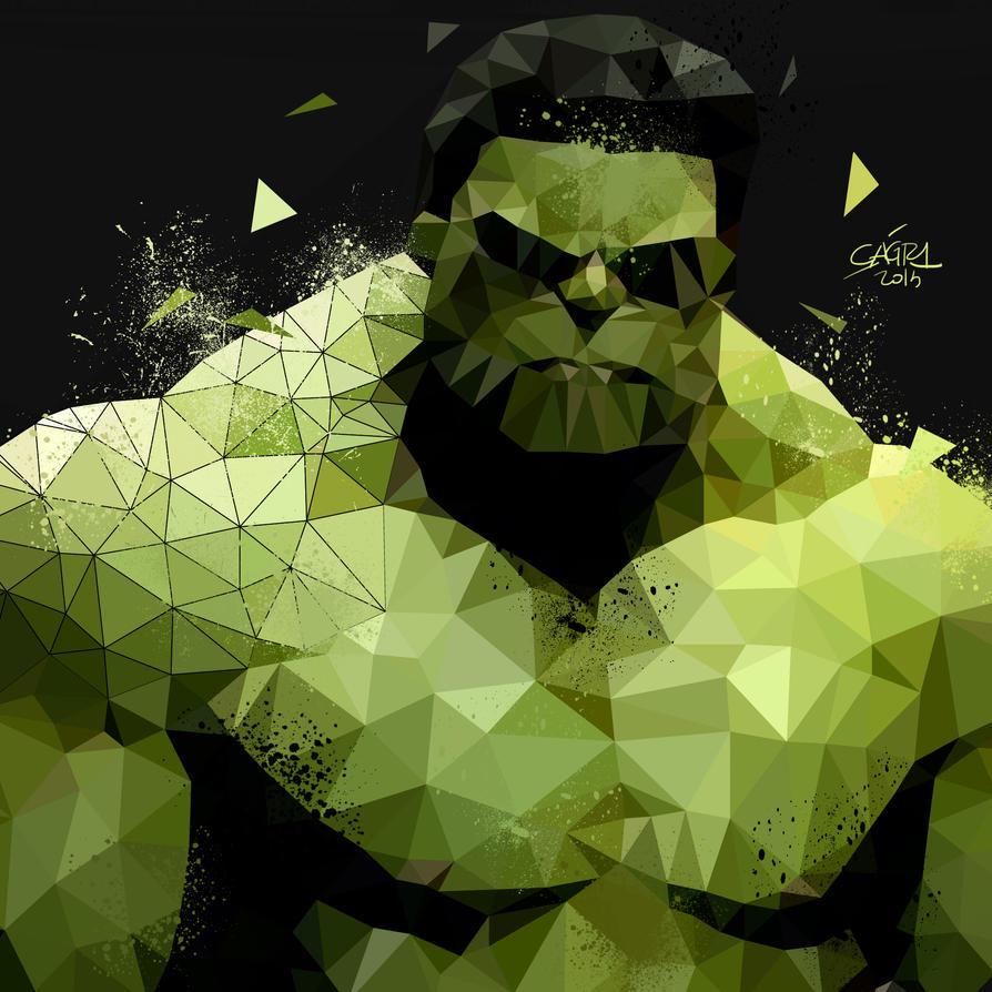 Hulk! by cagris