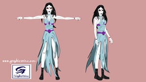 Dido Character Sheet: AS Pro 6 by GraphicAnime