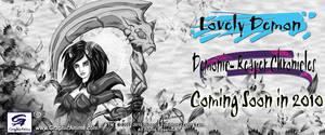 Lovely Demon: Banner