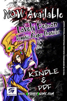 Lovely Demon :Demonic- Reaper Chronicles 2
