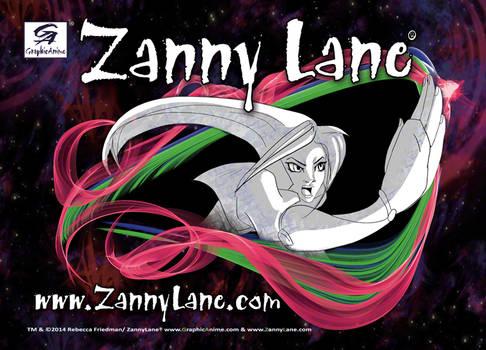 Zanny Lane: Promo