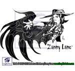 Zanny Lane:ZLA T-Shirt