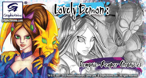 Lovely Demon: Demonic-Reaper Chronicles Promo