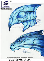 Creature Design Concepts : Copic Colors Challenge