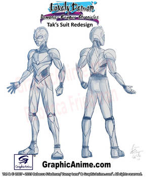 Redesign of Tak's Power Suit