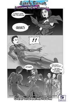 Lovely Demon: Demonic-Reaper Chronicles 2 page 5