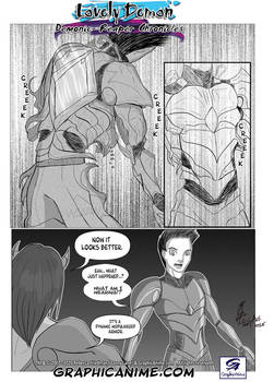 Lovely Demon Demonic-Reaper Chronicles #2 page7