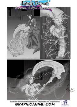 Lovely Demon Demonic-Reaper Chronicles #2 Page 8