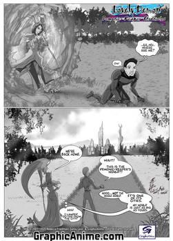 Lovely Demon Demonic-Reaper Chronicles #2 Page 11