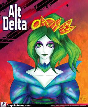 AltDelta: Green Geisha
