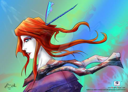 AltDelta: Red Geisha