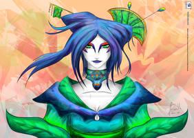 AltDelta: Blue Geisha