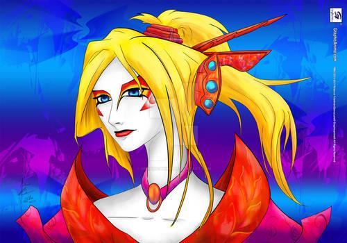 AltDelta: Yellow Geisha