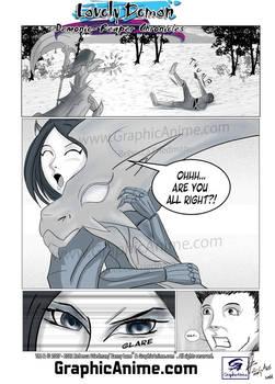 Lovely Demon: Demonic Reaper Chronicles #2 Pg 16
