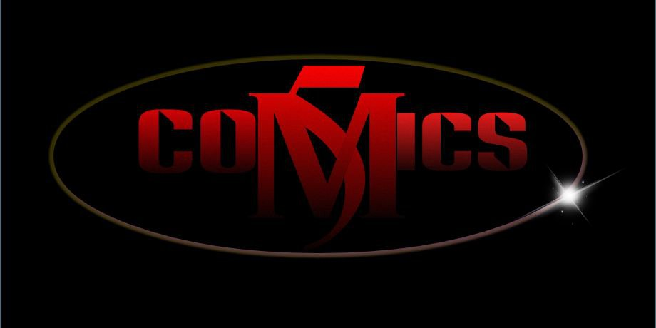 M5 Comics logo by dsargentX