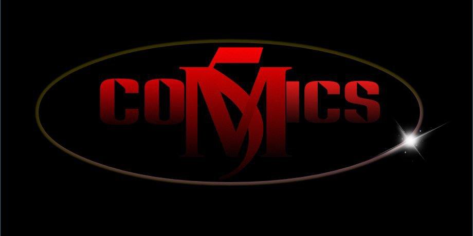 M5 Comics logo by dsargentX