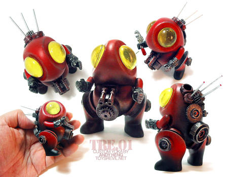 TRE01 Custom YOKA