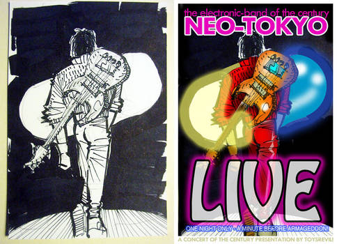 NeoTokyo LIVE