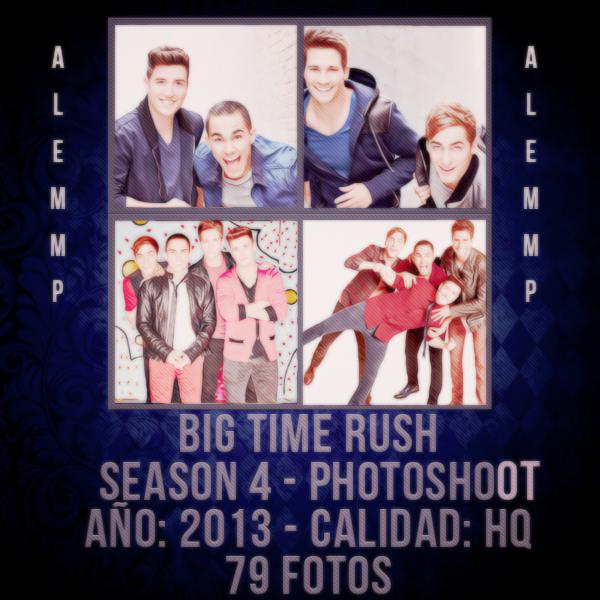 +Photopack 2 - Big Time Rush -Season 4 Photoshoot by alemmp