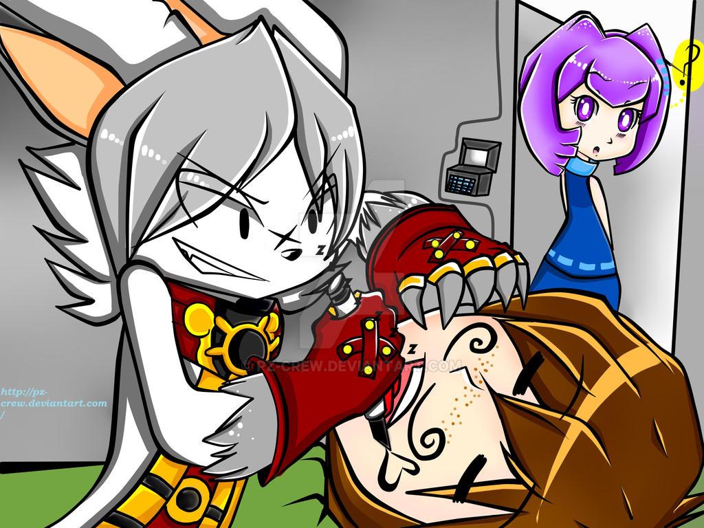 ::CE::  Gotcha now! by Pz-crew