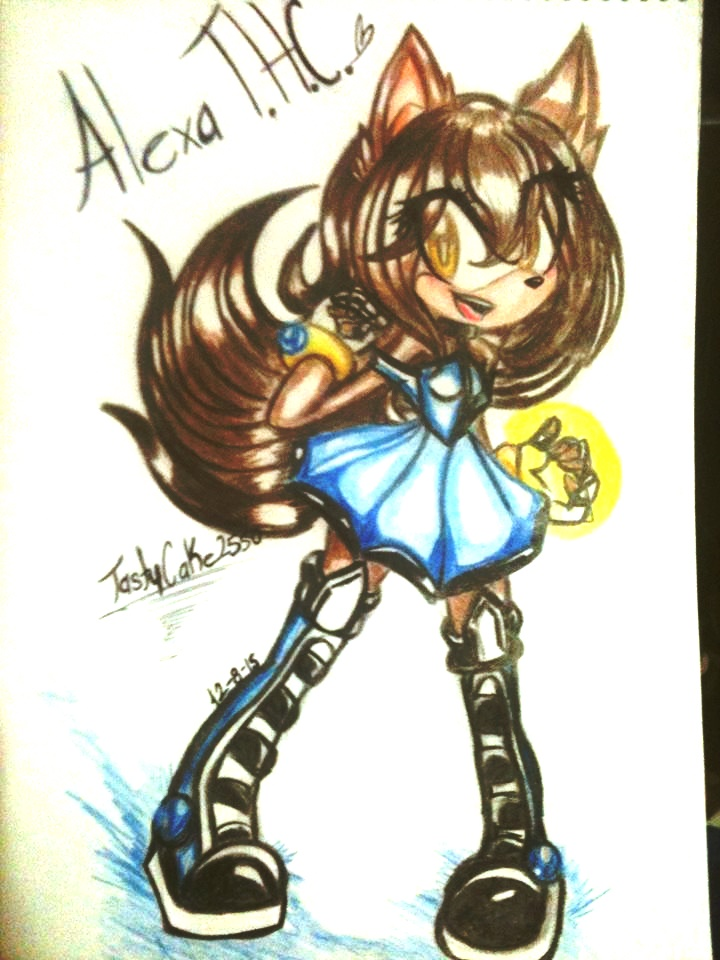 Alexa TH. by Pz-crew