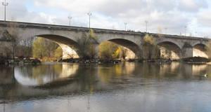 Bridge's reflection