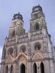 Cathedrale illuminee