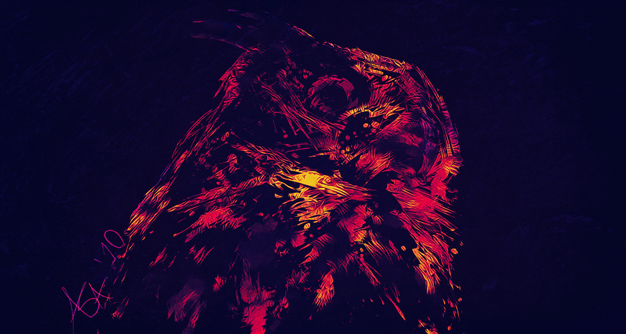 Illuminati owl wallpaper