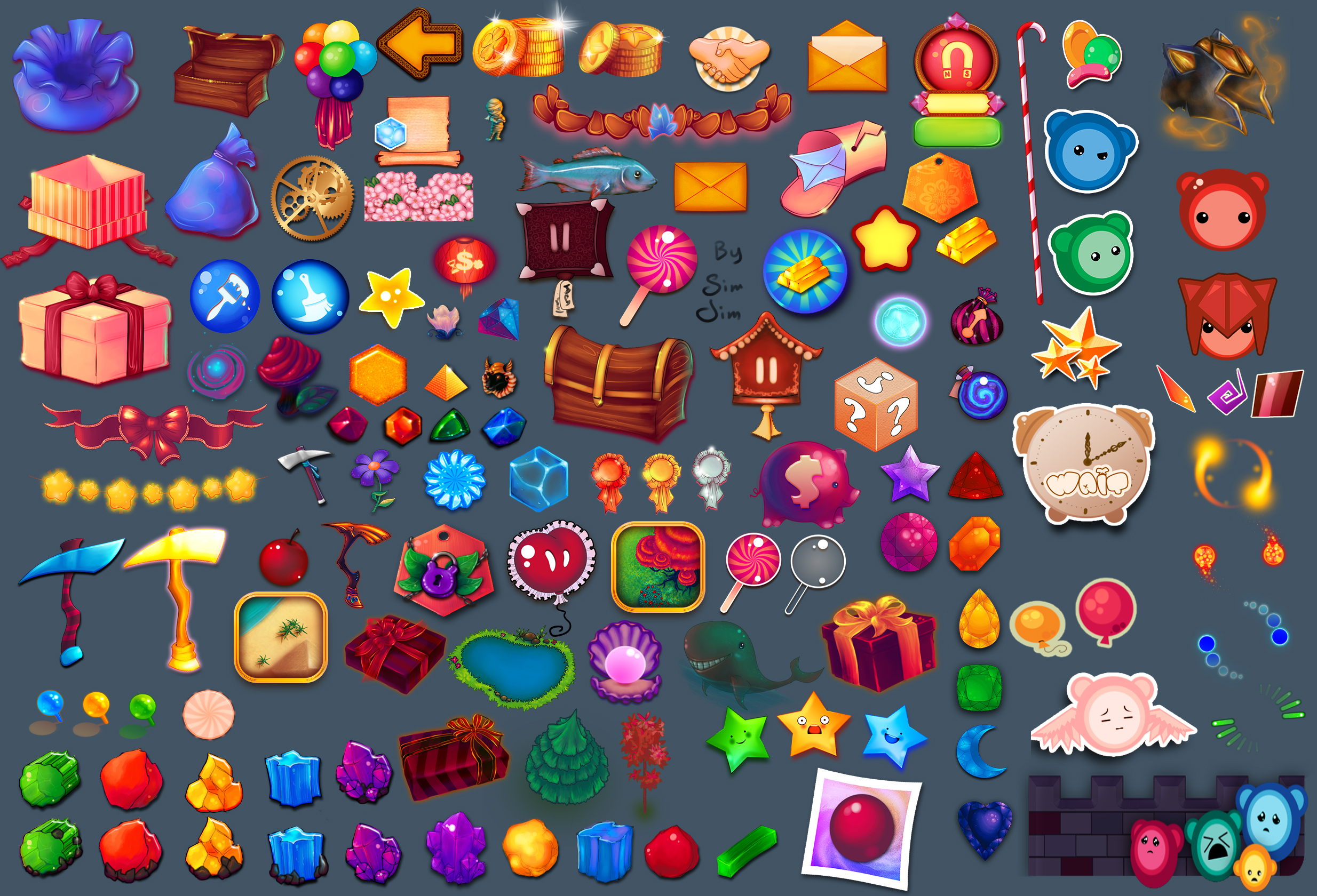game items list 1 by simjim91 on deviantart