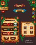 Game UI design 3