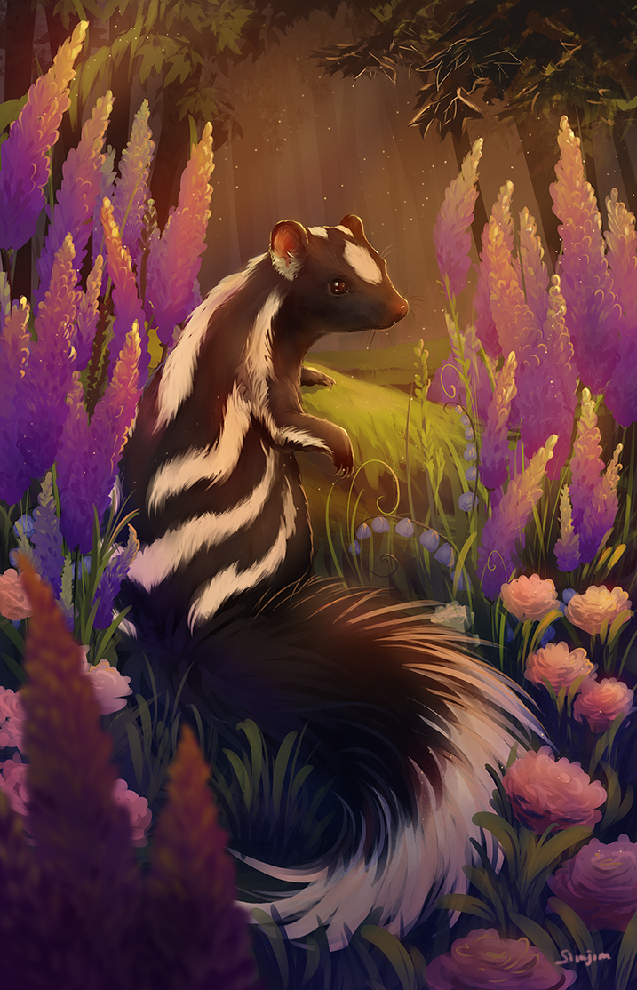 A very skunky summer to you all! by Simjim91