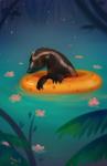 Skunky dip.