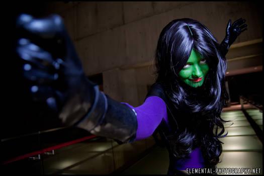 Super-Skrull in Training