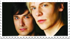 Kyau and Albert stamp by Mer1Lsky
