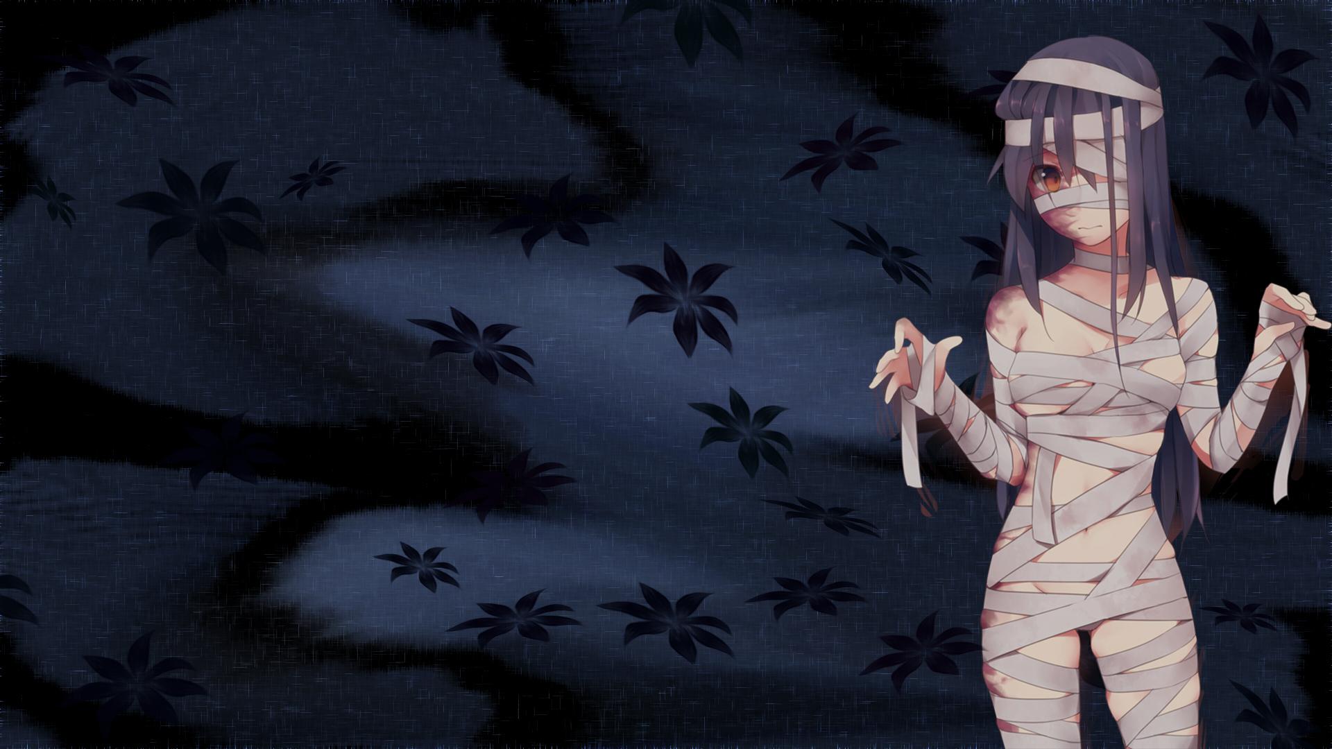 katawa shoujo wallpaper 4 hanako by nedeko on deviantart