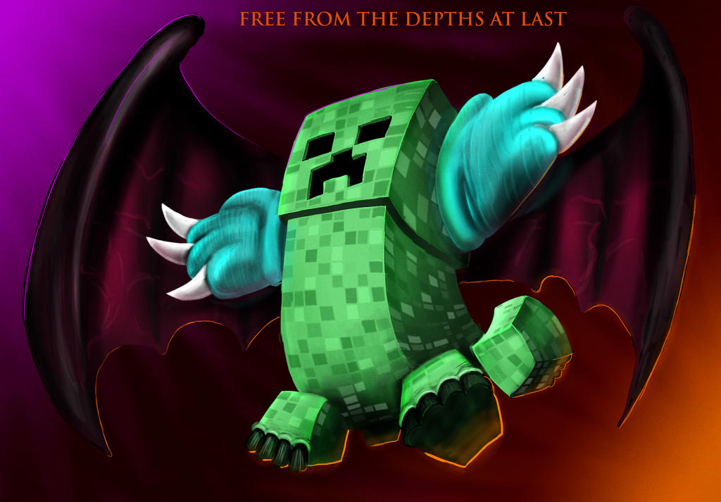 Creeper Claws is Free from the Depths at Last! by TheClawTheySay
